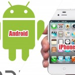 AndroidとiPhoneを違いで比較!オススメはどっち?実際に乗り換えしてみて感じた事!