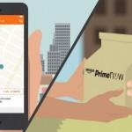 【レビュー】Amazon Prime Nowを実際に利用!リアルタイムで位置情報が分かったり便利すぎ!