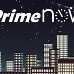 【Amazon Prime Now】無料で選択できる宅配時間がスゴすぎ!早朝から深夜までの神対応!