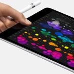 2017年 新型iPad Proのメモリは10.5インチも12.9インチも4GBなのか?