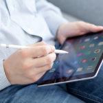 【iPad Pro】Apple Pencilをケースに収納する便利グッズを紹介!これでペンをなくさない!