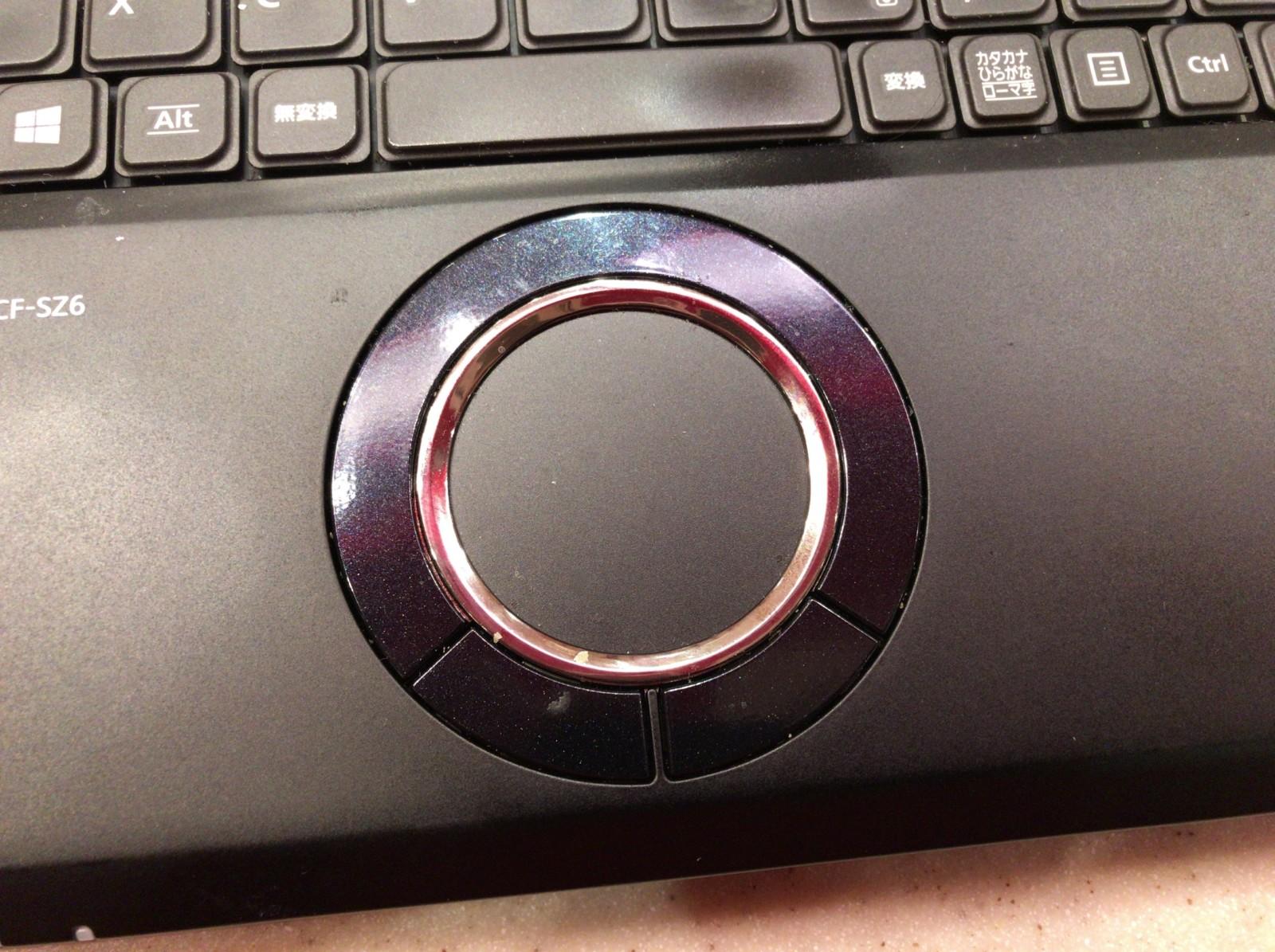 ノート パソコン タッチ パッド 動か ない