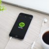 【Spotify】オフライン再生機能の使い方(曲をダウンロード保存して聴く方法)